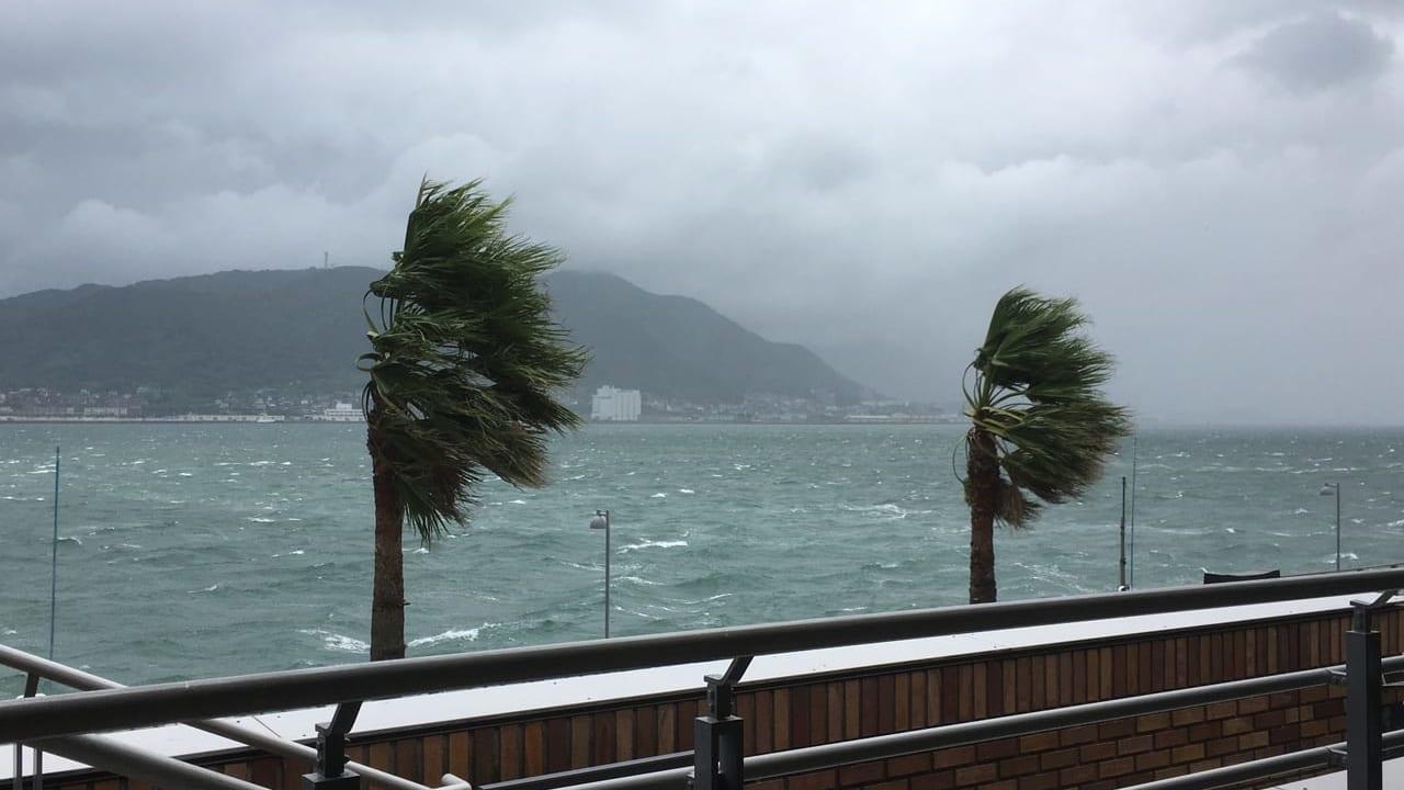 松本市台風