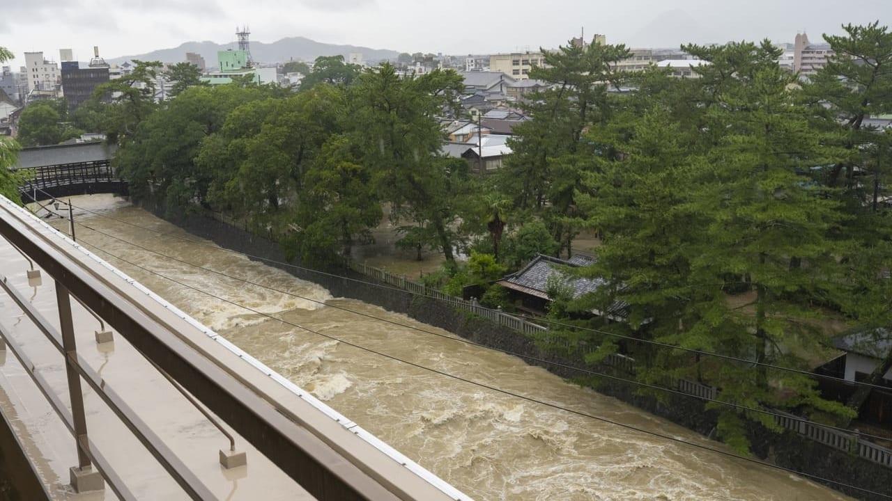 松本市台風被害