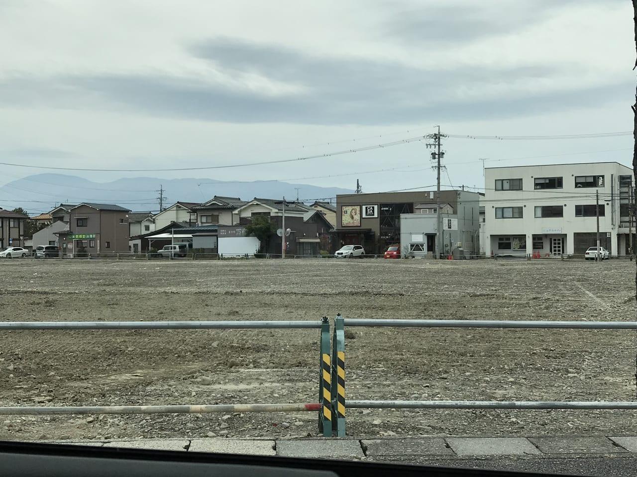 松本市空き地