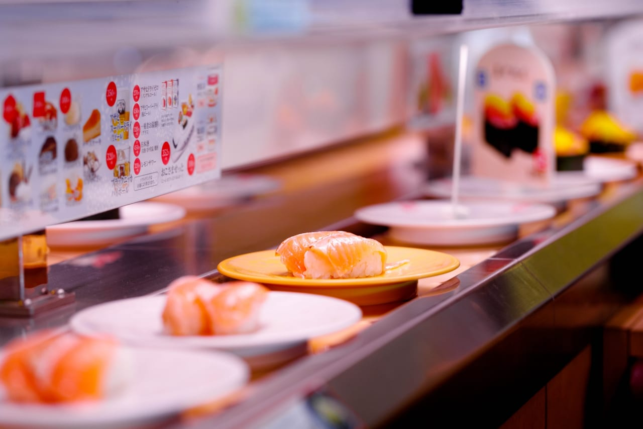 松本市はま寿司