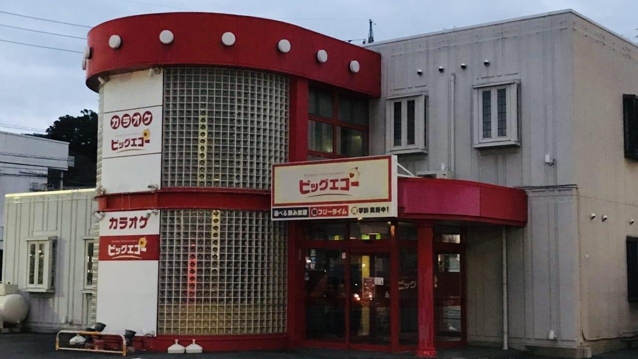 松本市ビッグエコー並柳
