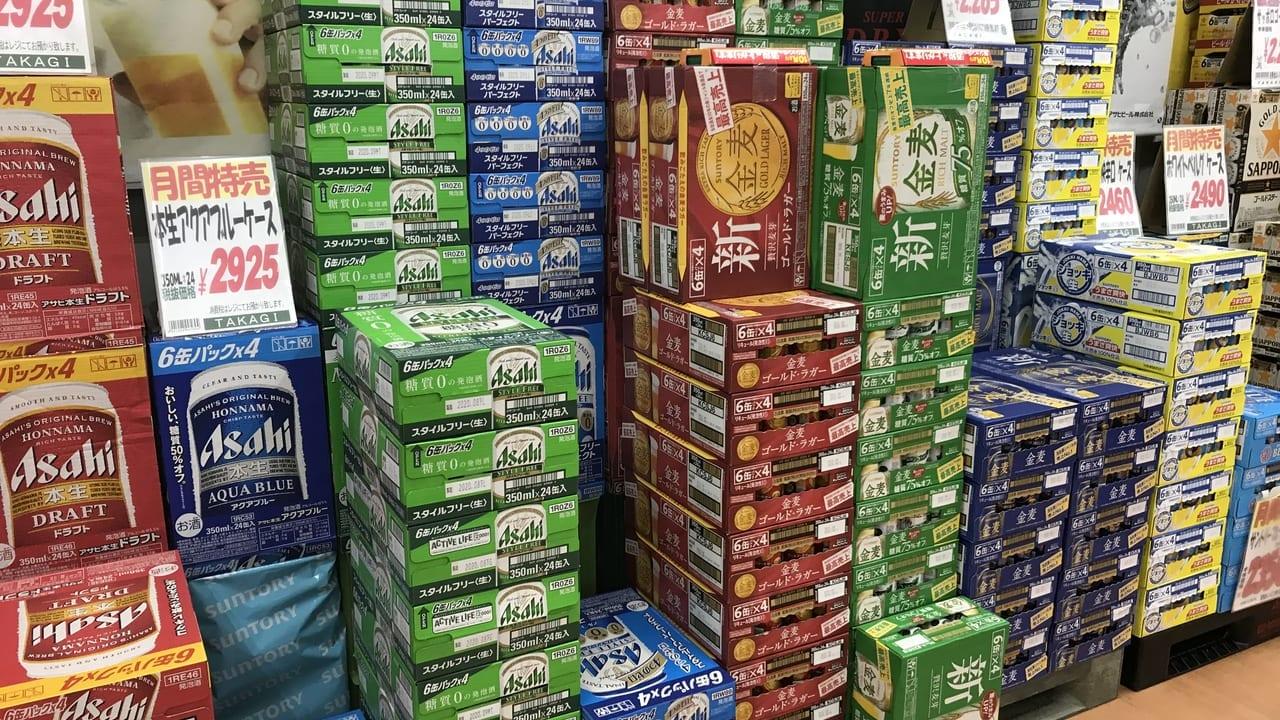 松本市ビール値上げ2