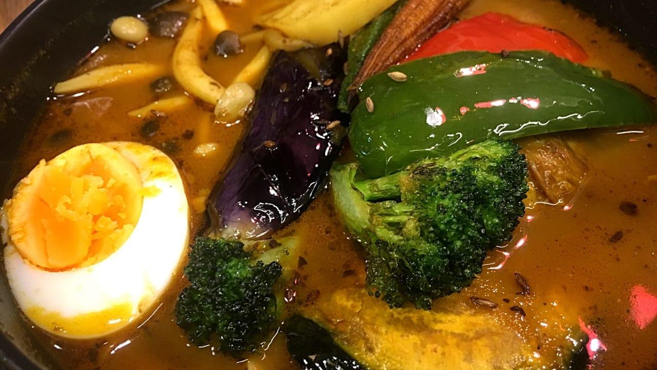 松本市スープカリー