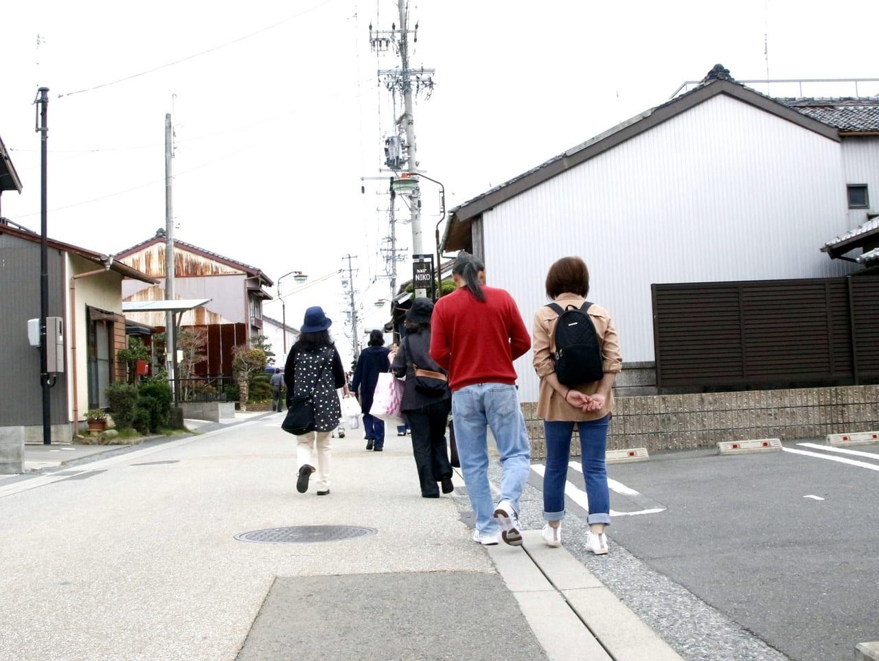 松本市歩行者天国