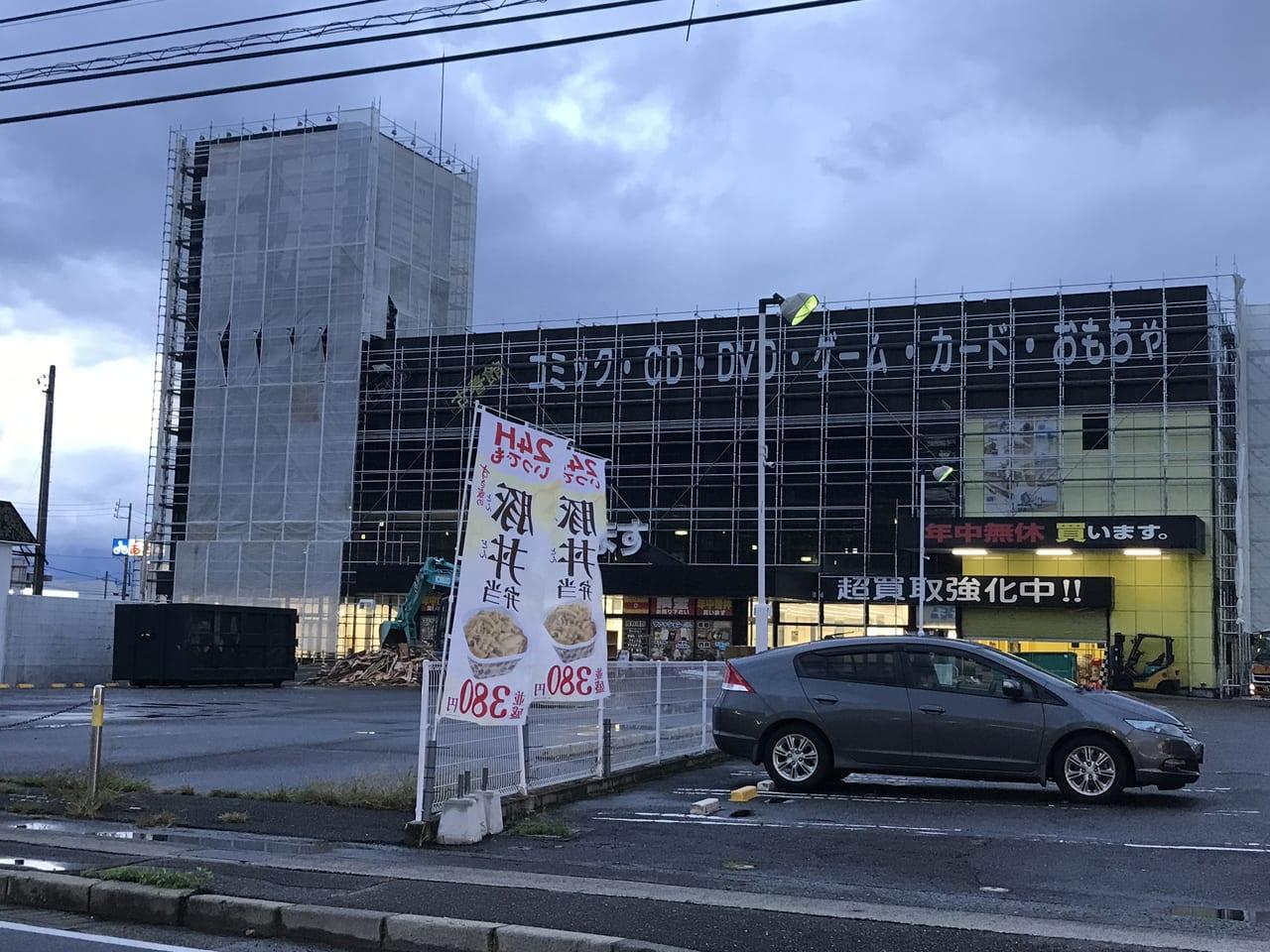 松本市ヤマダアウトレット