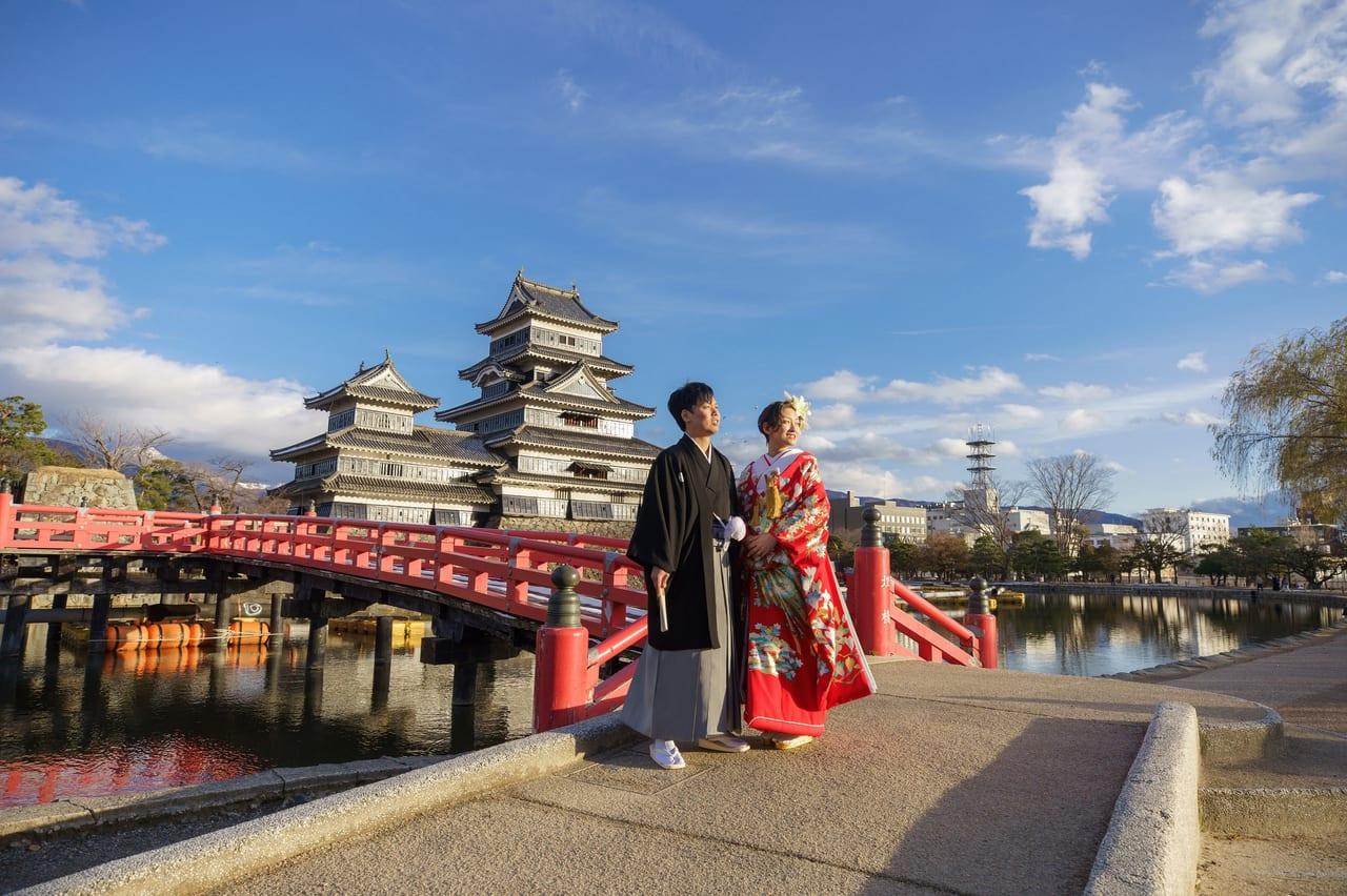 松本市フォト婚